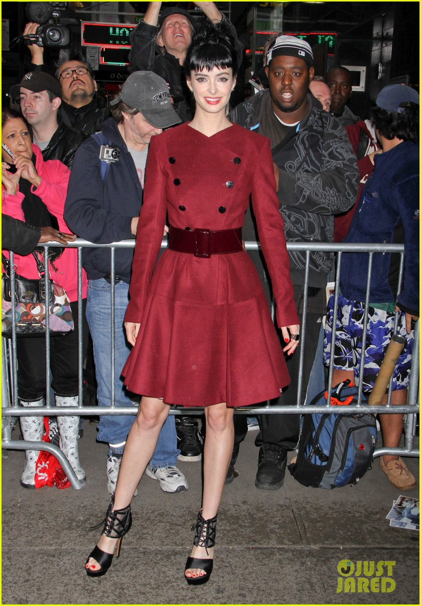 krysten ritter gma with apartment 23 co stars 042744321
