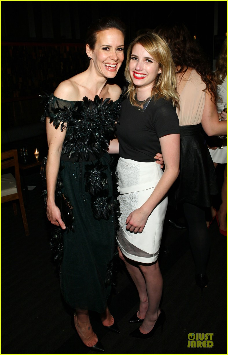 emma roberts american horror story after party 03