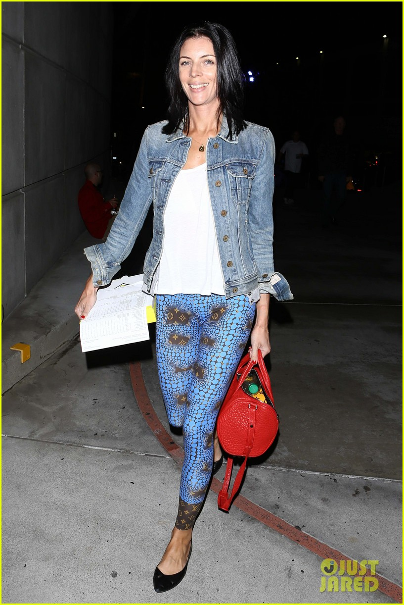 liberty ross is a lakers lady 05