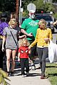 jessica simpson fitness fun in los angeles 16