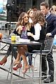 sarah jessica parker supports president obama on access hollywood 12