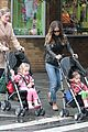 sarah jessica parker big apple morning with kids 04