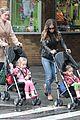 sarah jessica parker big apple morning with kids 04