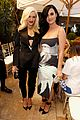 gwen stefani katy perry cfdavogue fashion show 01