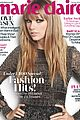 taylor swift covers british marie claire november 2012 02