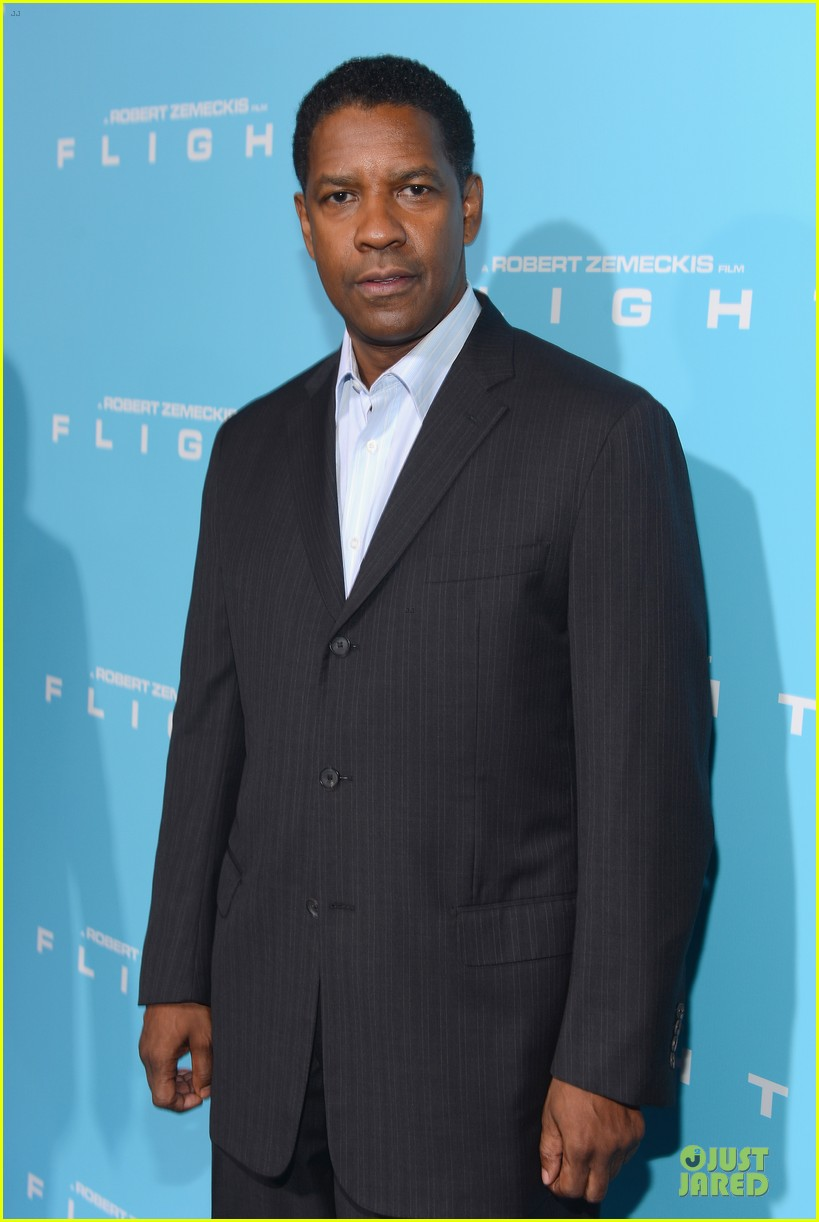 denzel washington flight premiere in los angeles 17