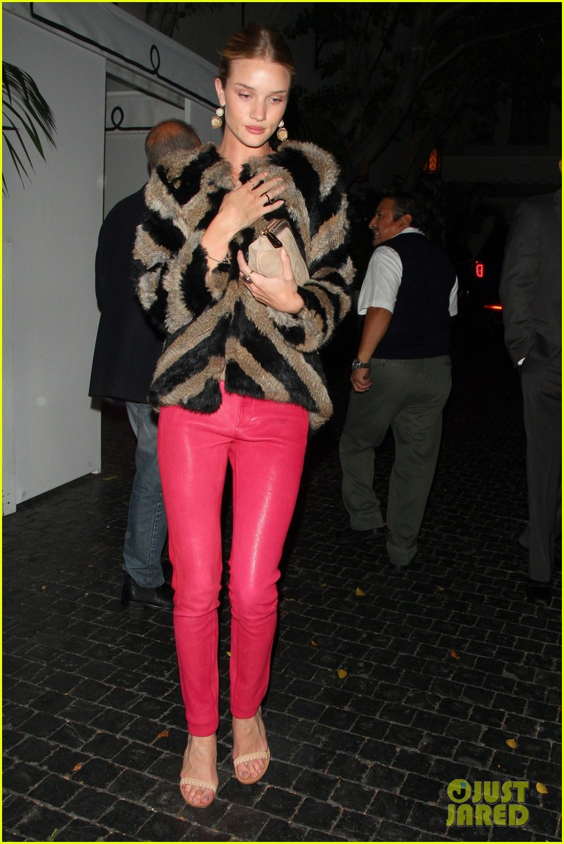 rosie huntington whiteley chateau marmont lady 10