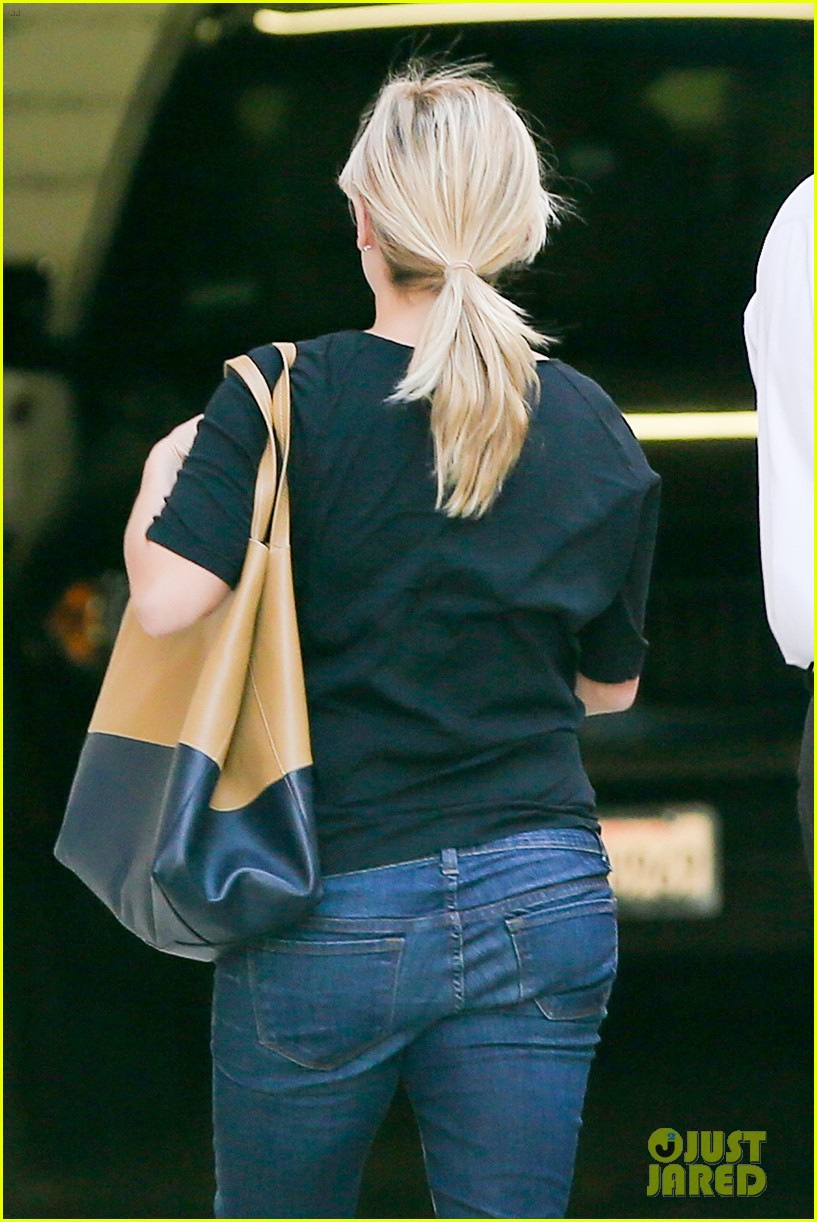 reese witherspoon post baby checkup with jim toth 022740731