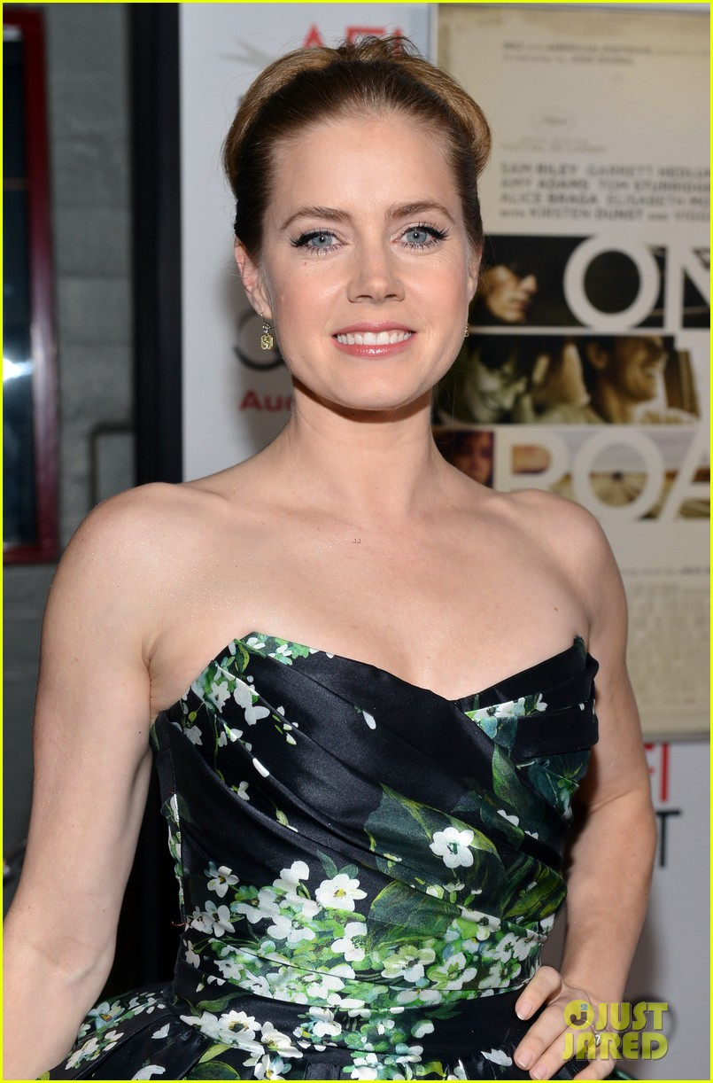 amy adams garrett hedlund on the road afi screening 13