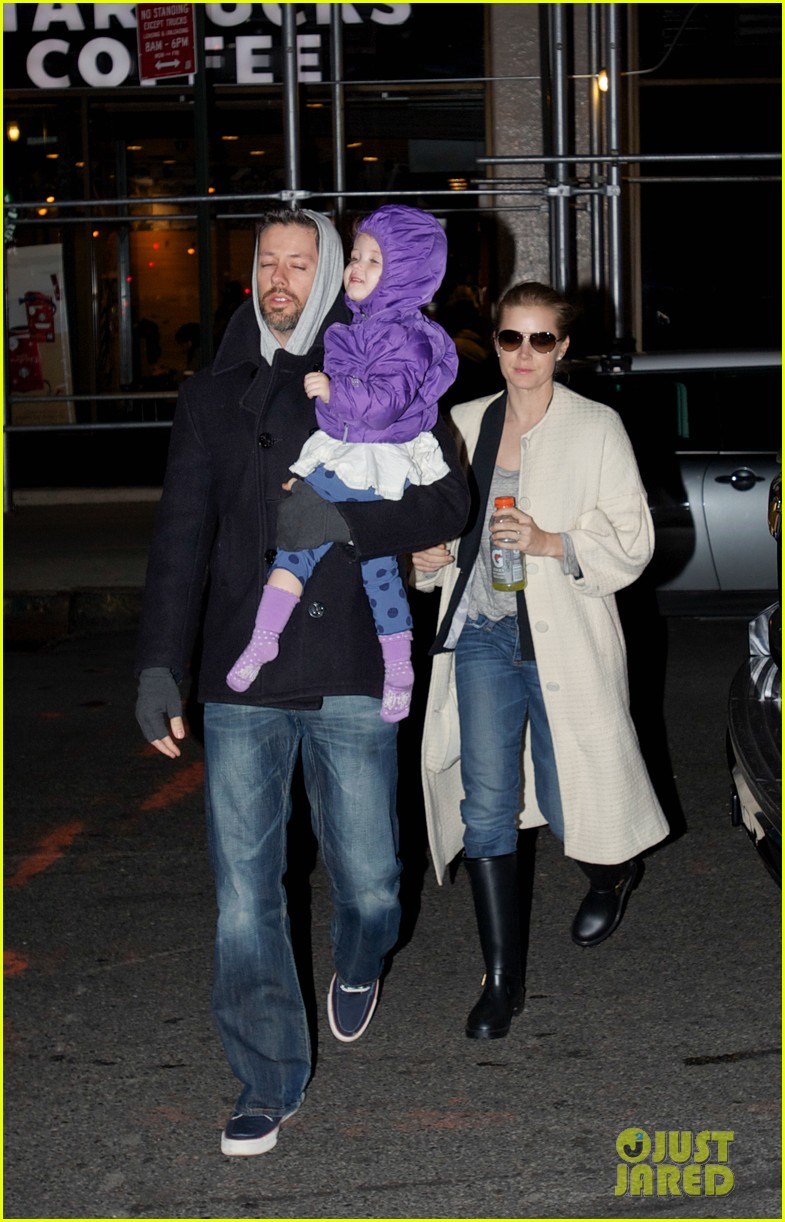 amy adams big apple family time 212766019