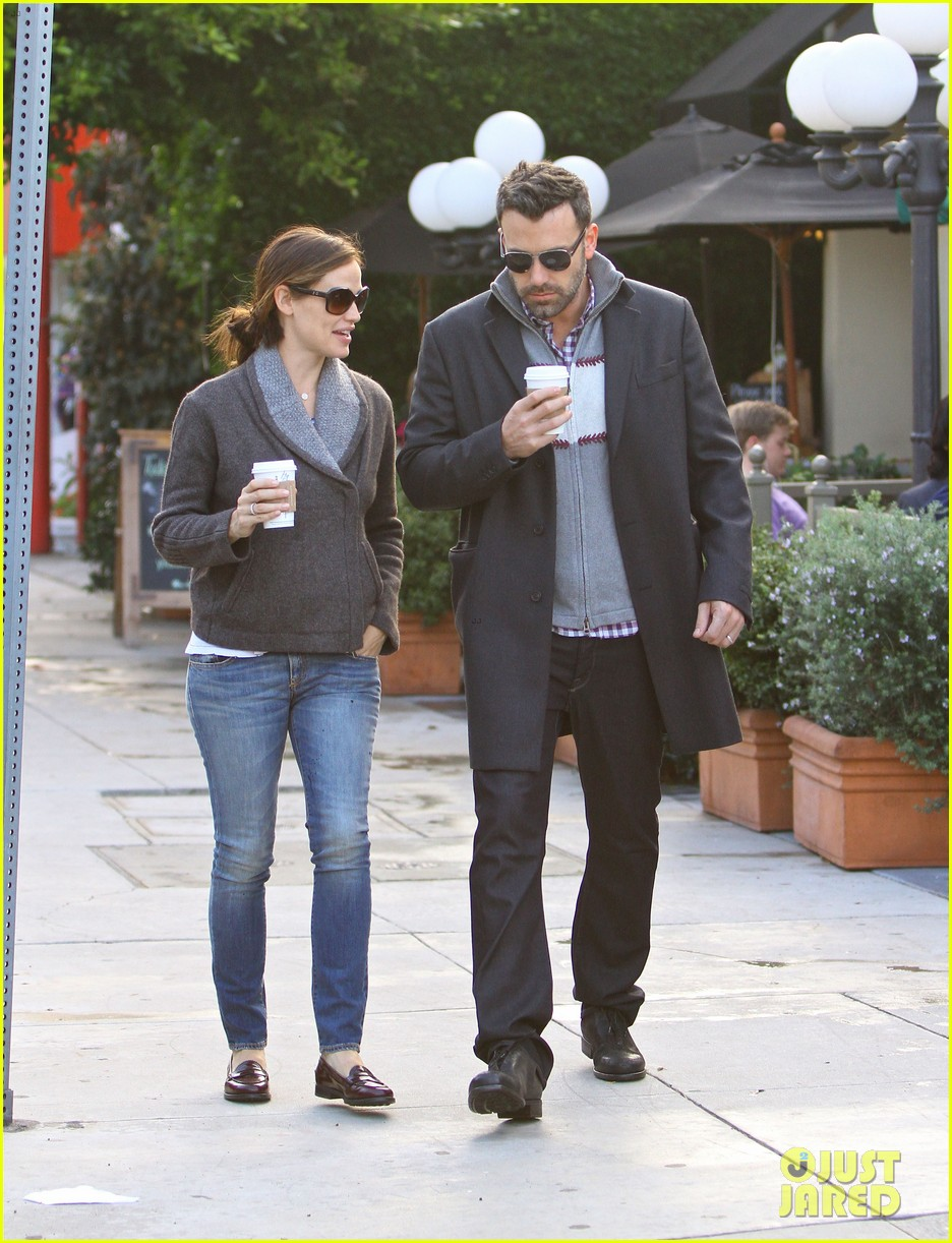 jennifer garner ben affleck homeland director 012749936