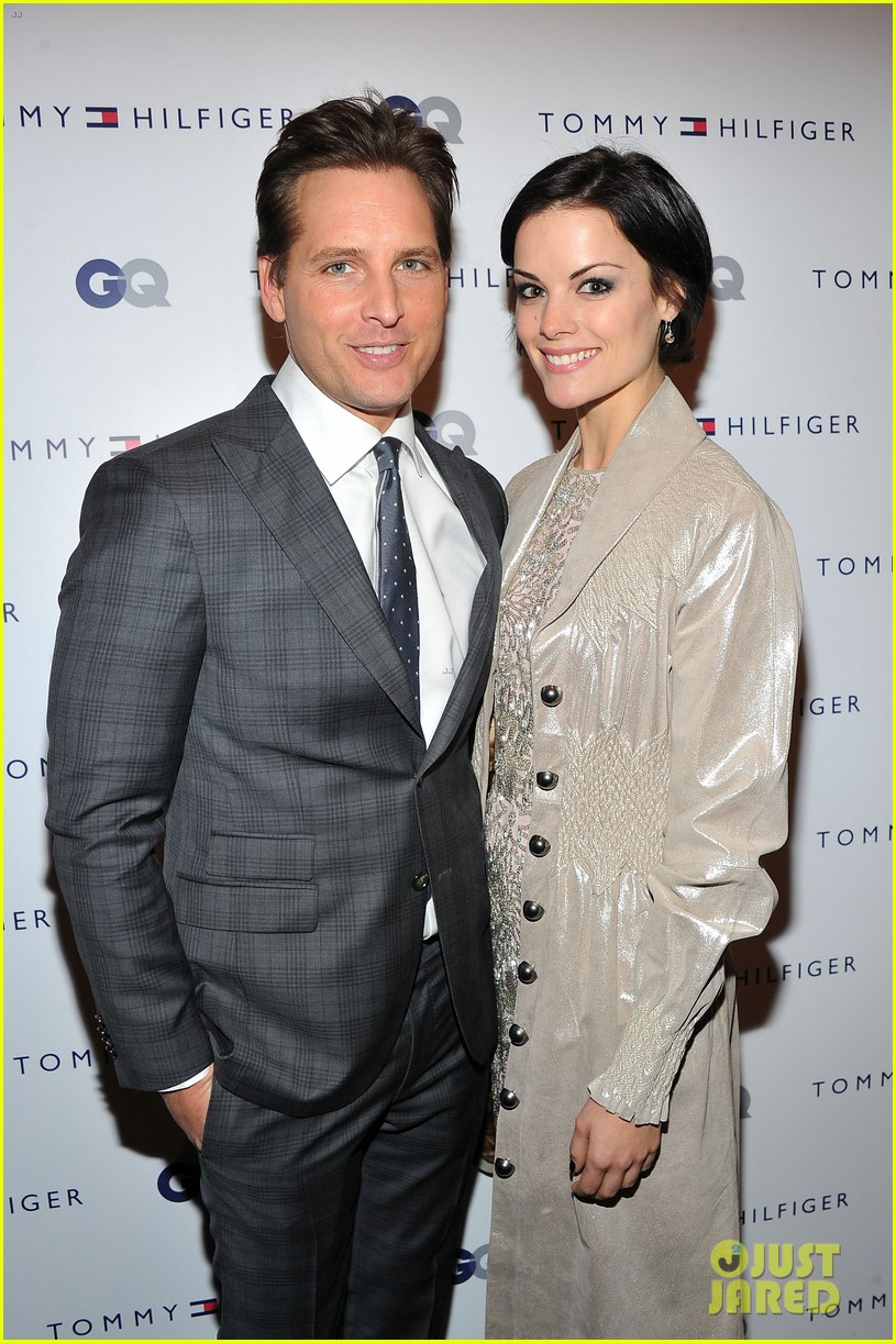 lily aldridge peter facinelli men of new york party 02