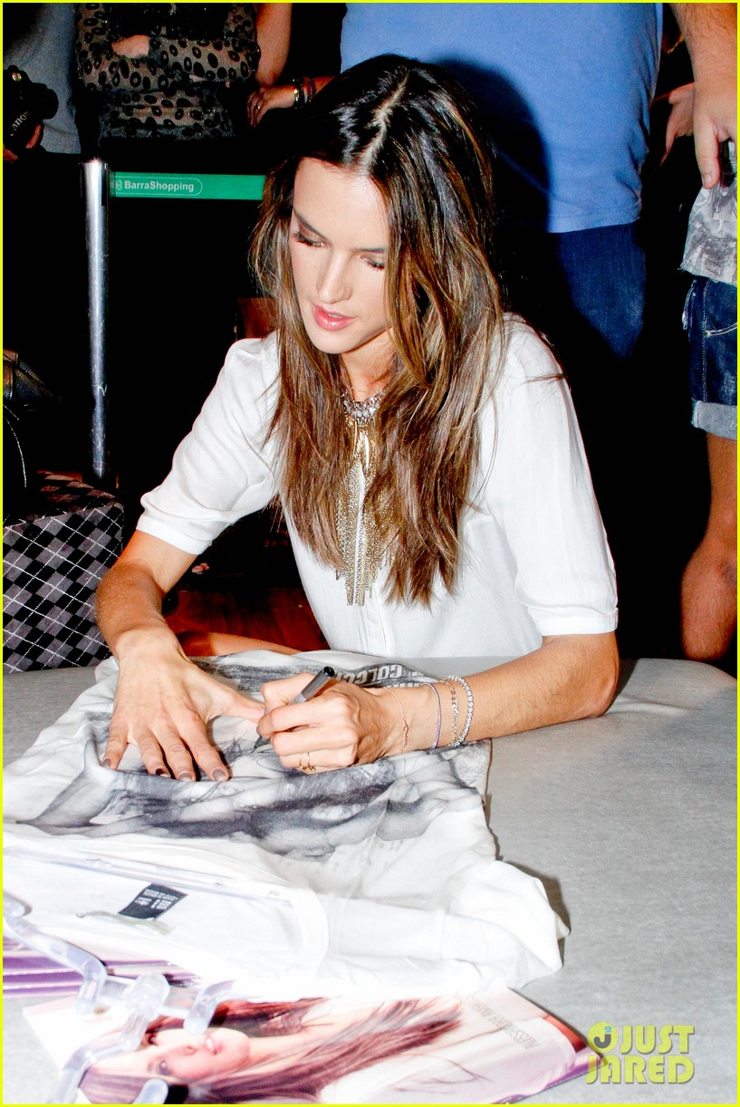 alessandra ambrosio colcci collection launch in rio 24