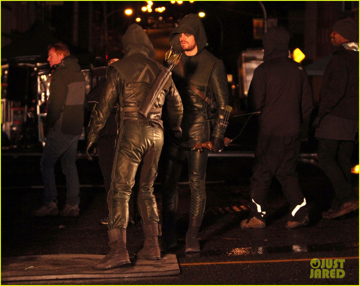 stephen amell arrow fight scenes 29