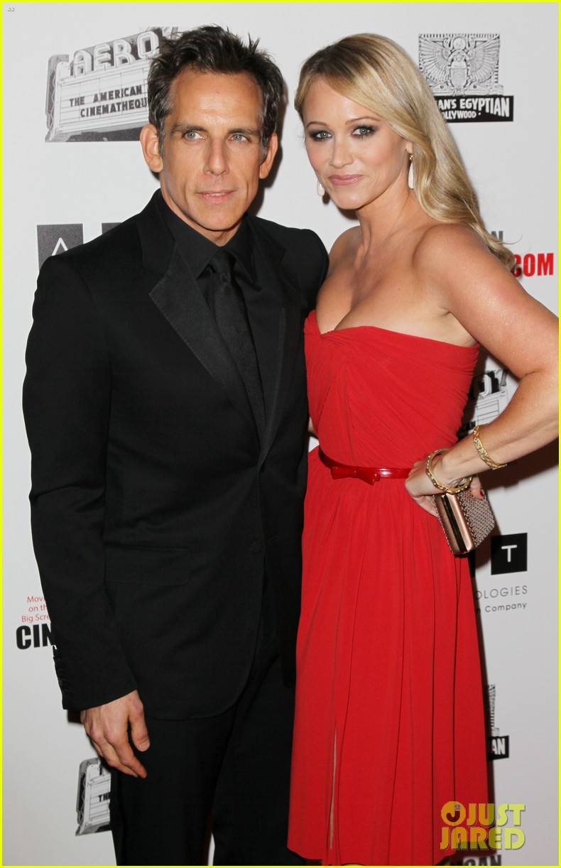 jennifer aniston justin theroux american cinematheque gala 10