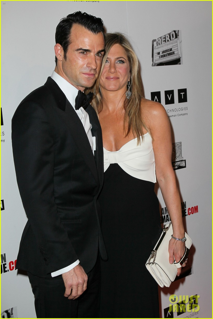 jennifer aniston justin theroux american cinematheque gala 20