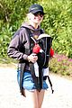 anna faris family walk with baby jack 10