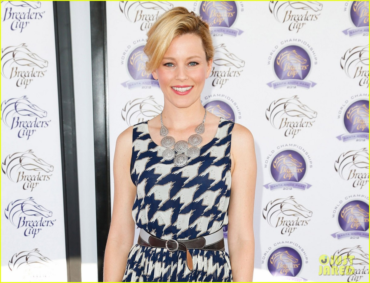 elizabeth banks breeders world cup championships 02