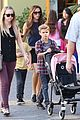 victoria beckham universal city walk with the kids 24