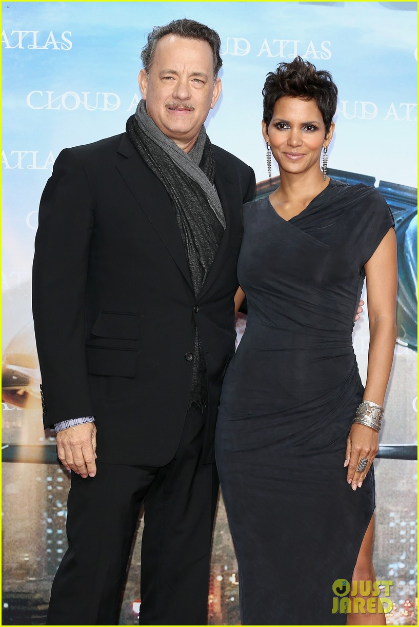 halle berry tom hanks cloud atlas berlin premiere 11