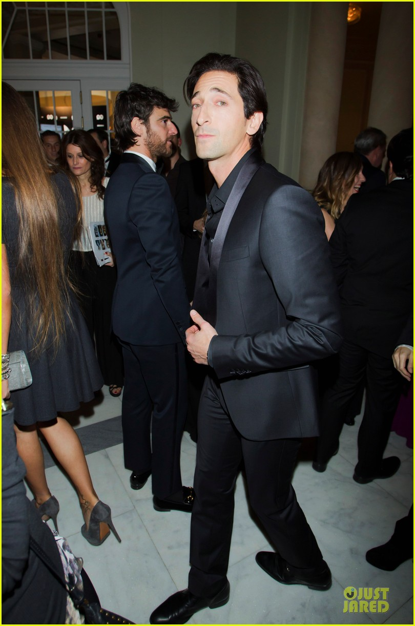 adrien brody lara lieto gq awards in madrid 152761197