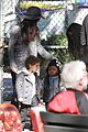 sandra bullock camila alves hang out with the kids 19
