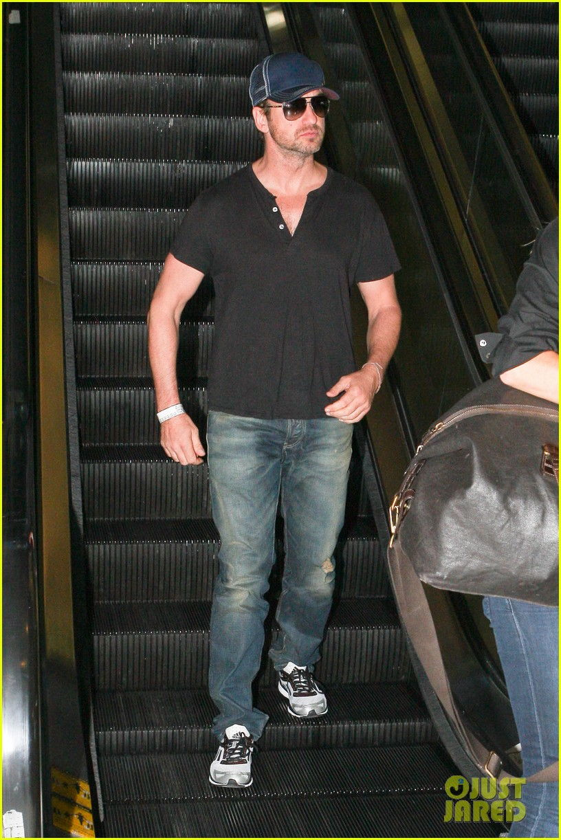 gerard butler see ya later la 08