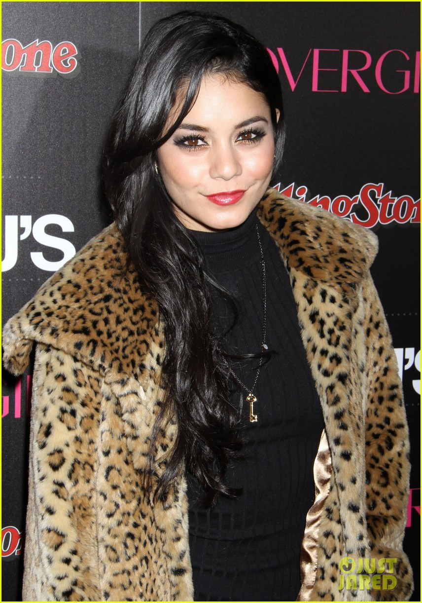 vanessa hudgens rolling stone party with austin butler 14