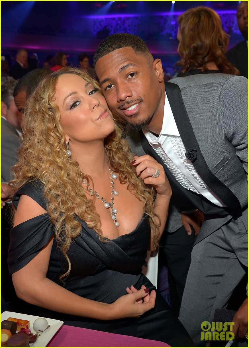 mariah carey nick cannon teennick halo awards 2012 03