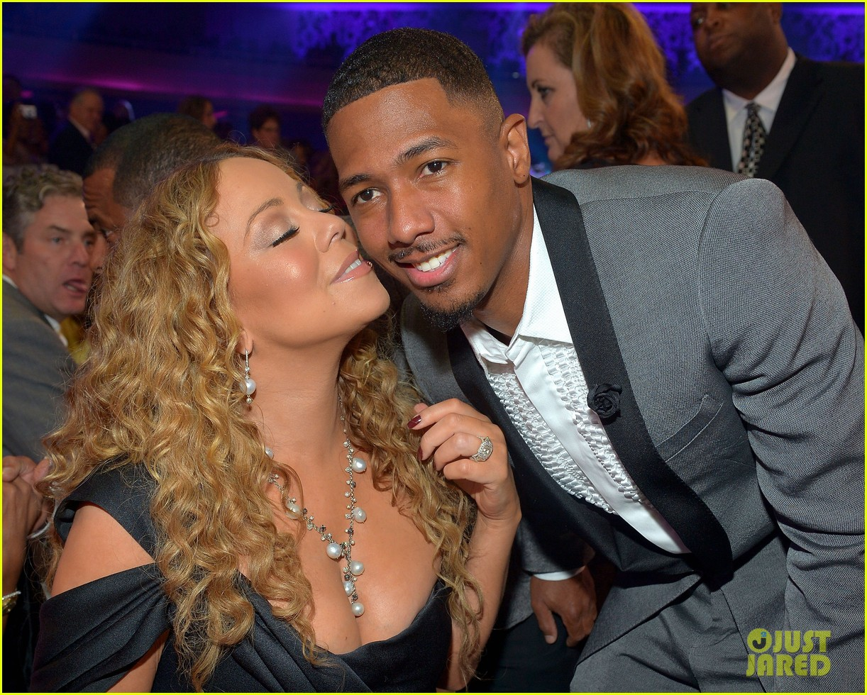 mariah carey nick cannon teennick halo awards 2012 19