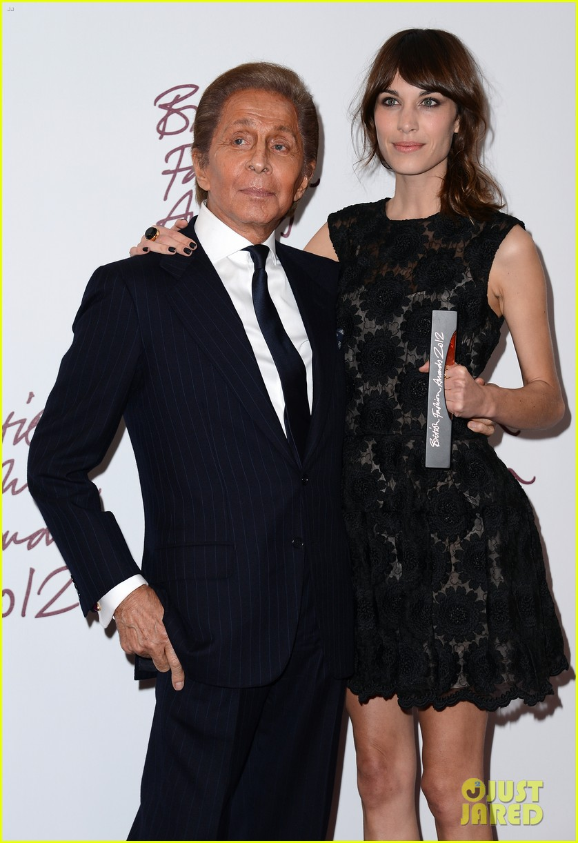 alexa chung cara delevingne british fashion awards winners 12