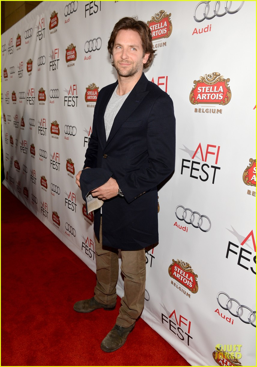 bradley cooper silver linings playbook afi fest screening 01