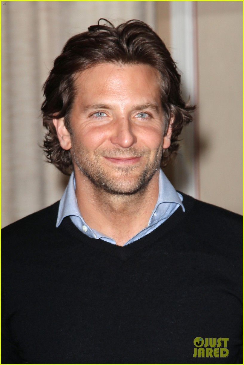 bradley cooper letterman silver linings press conference 02
