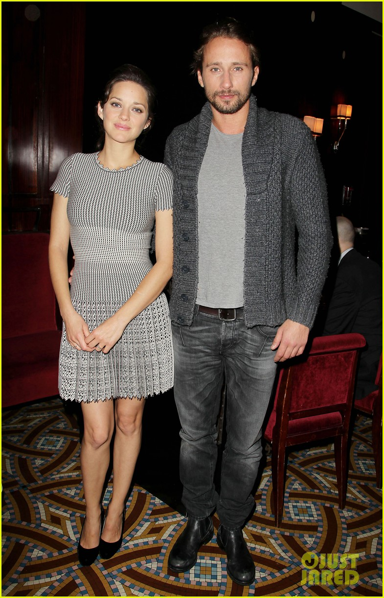 marion cotillard rust and bone lunch with matthias schoenaerts 06