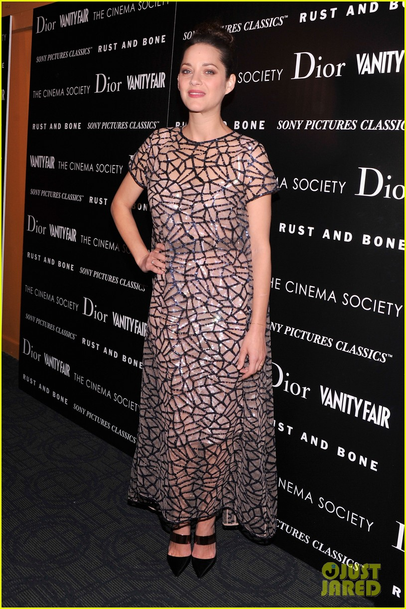 marion cotillard rust bone screening 052753885