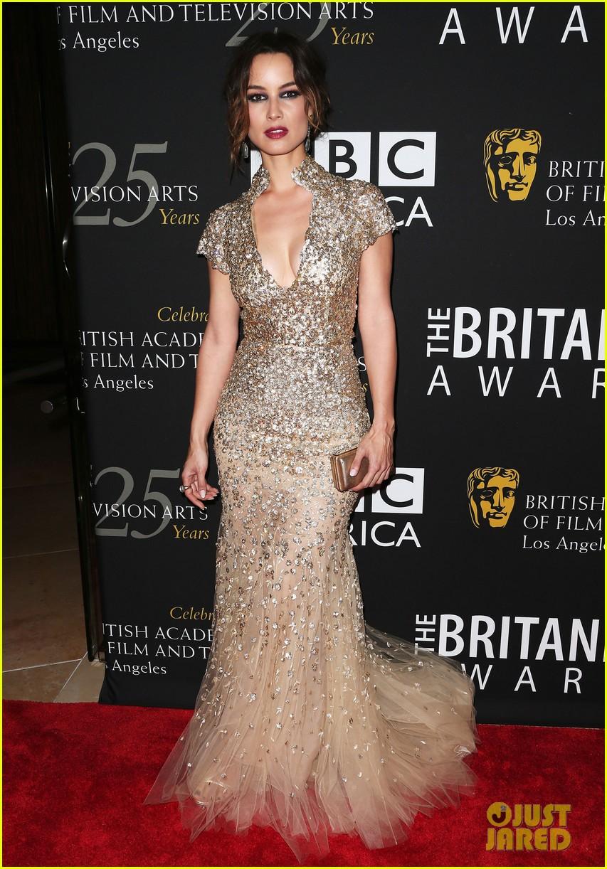 daniel craig bafta britannia awards with skyfall cast 11