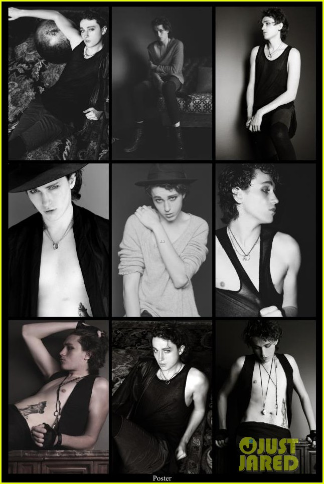 braison cyrus miley cyrus brother makes modeling debut 02