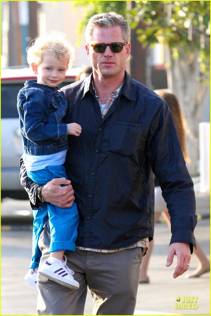 eric dane rebecca gayheart holiday shopping with billie 072764851
