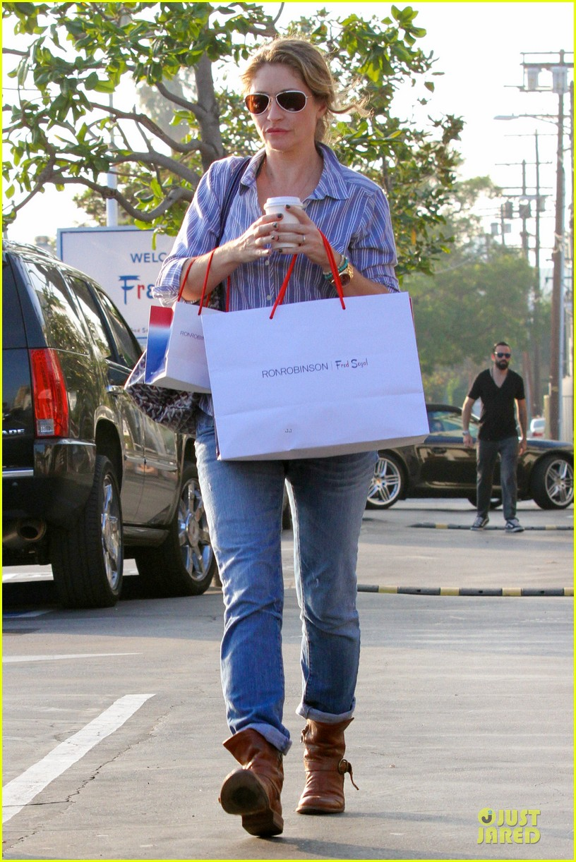 eric dane rebecca gayheart holiday shopping with billie 082764852