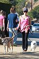jenna dewan runyon canyon dog hike 06