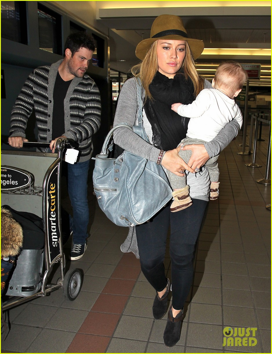 hilary duff harley pasternak fitness mom 17