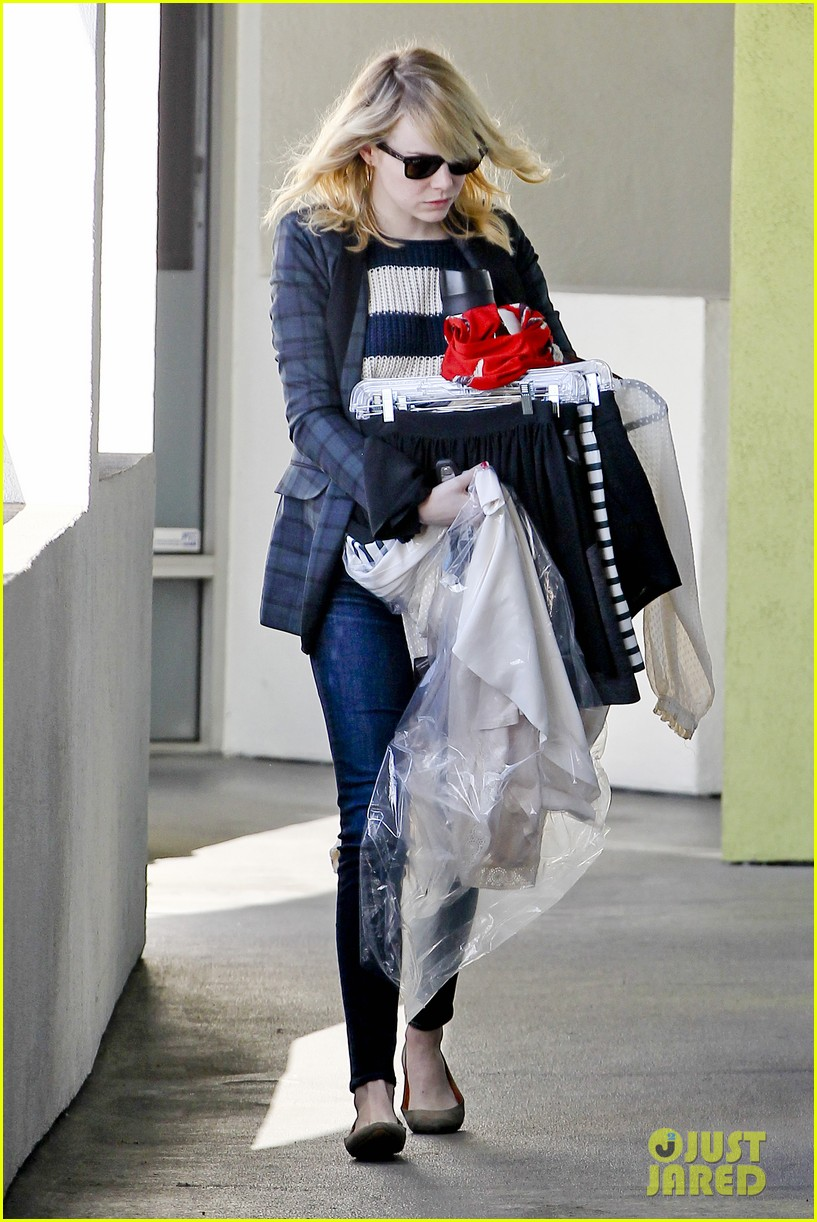 emma stone house of tailoring pre thanksgiving drop off 08