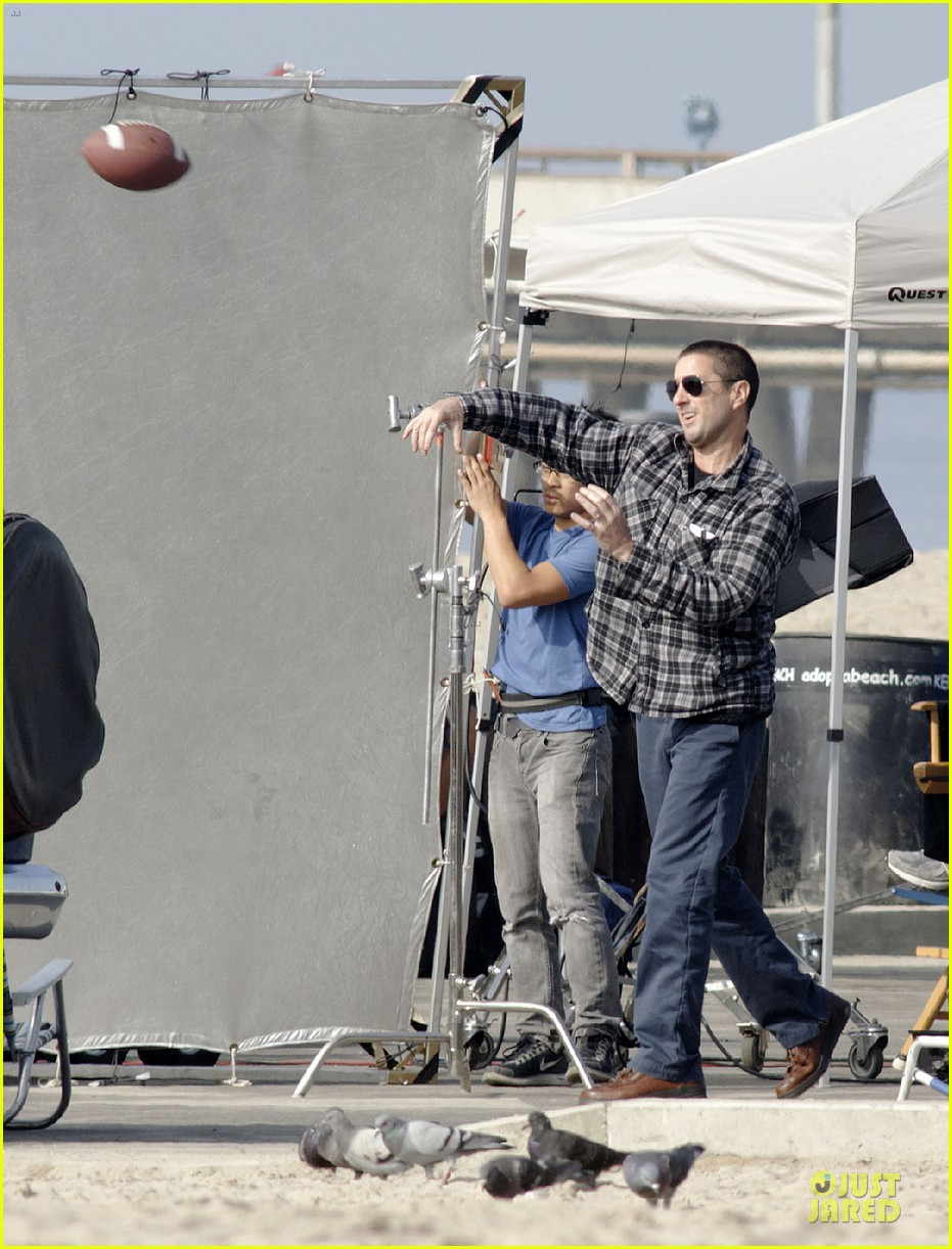 chris evans football on a many splintered thing set 12
