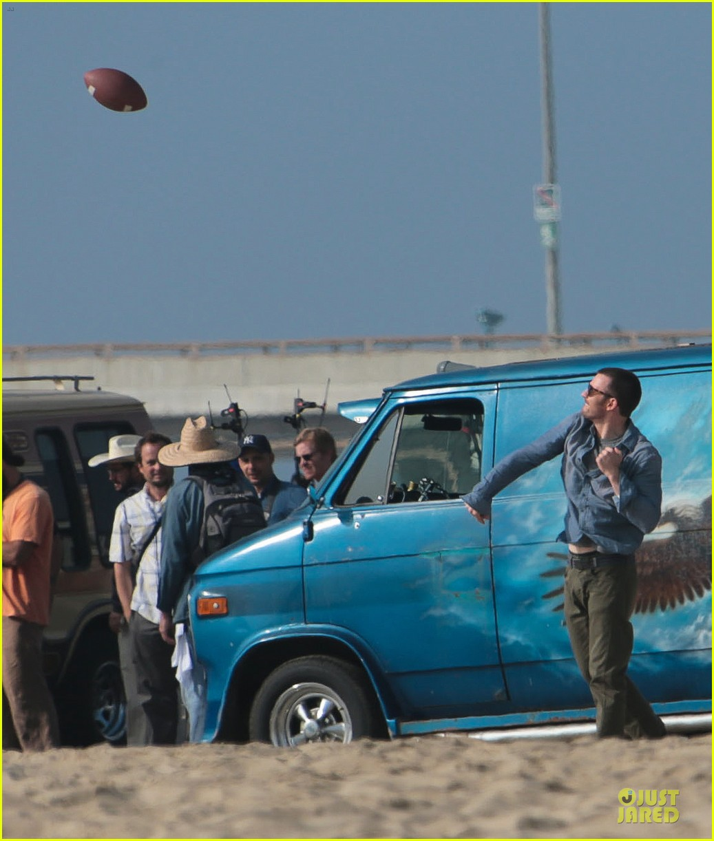 chris evans football on a many splintered thing set 17