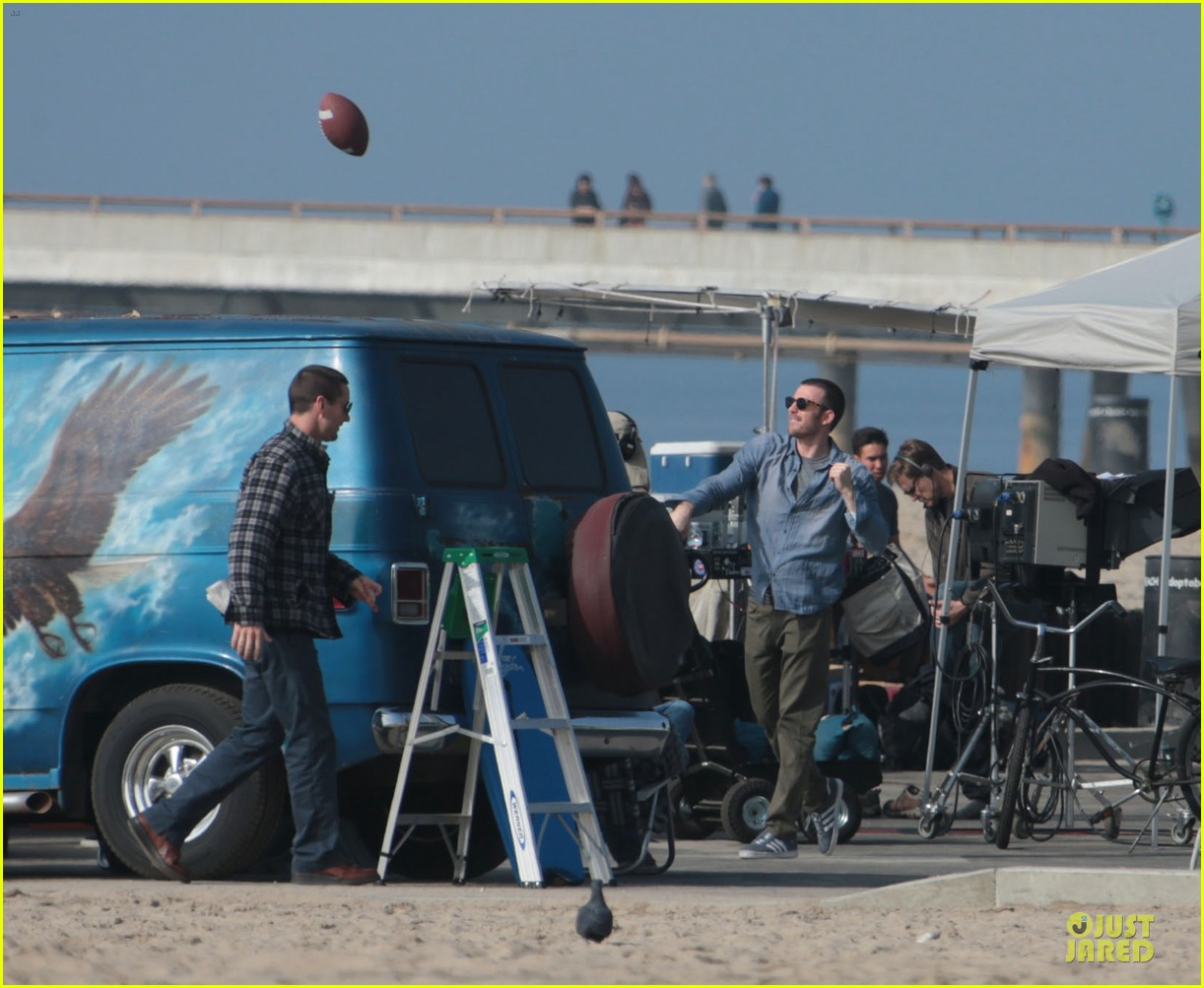 chris evans football on a many splintered thing set 21