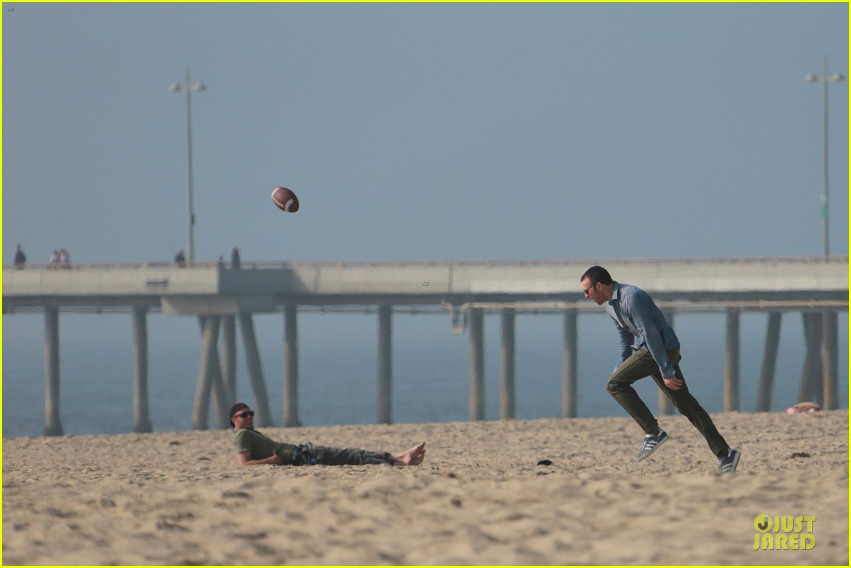 chris evans football on a many splintered thing set 29