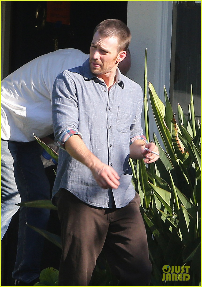 chris evans a many splintered thing set 08