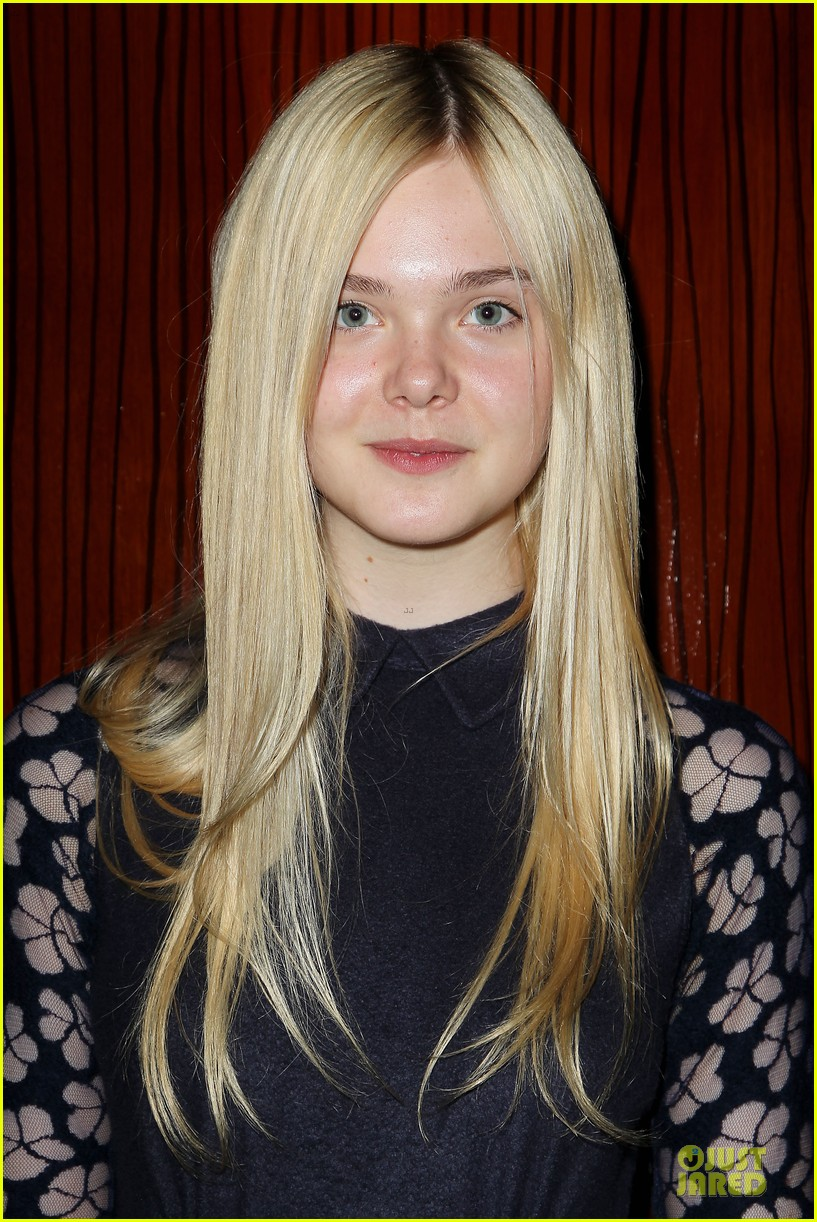 elle fanning ginger & rosa screening after party 122755576