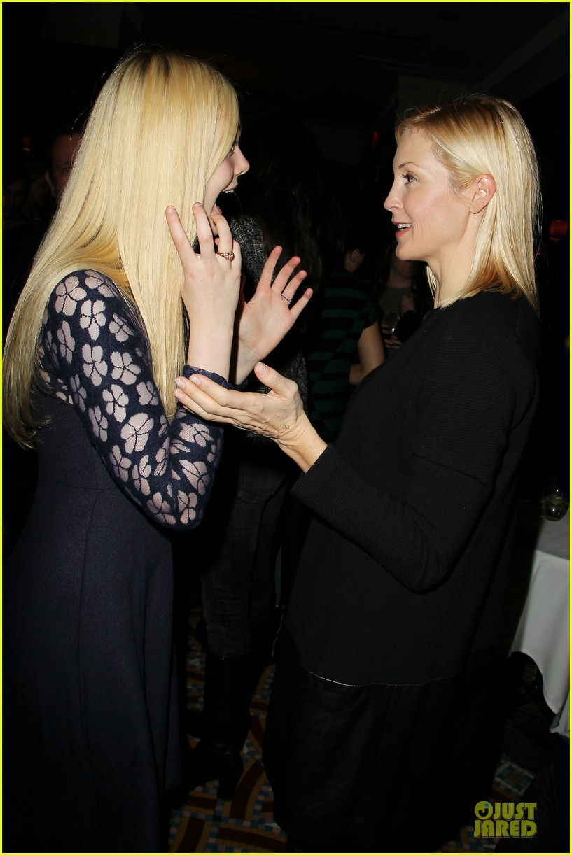 elle fanning ginger & rosa screening after party 262755590