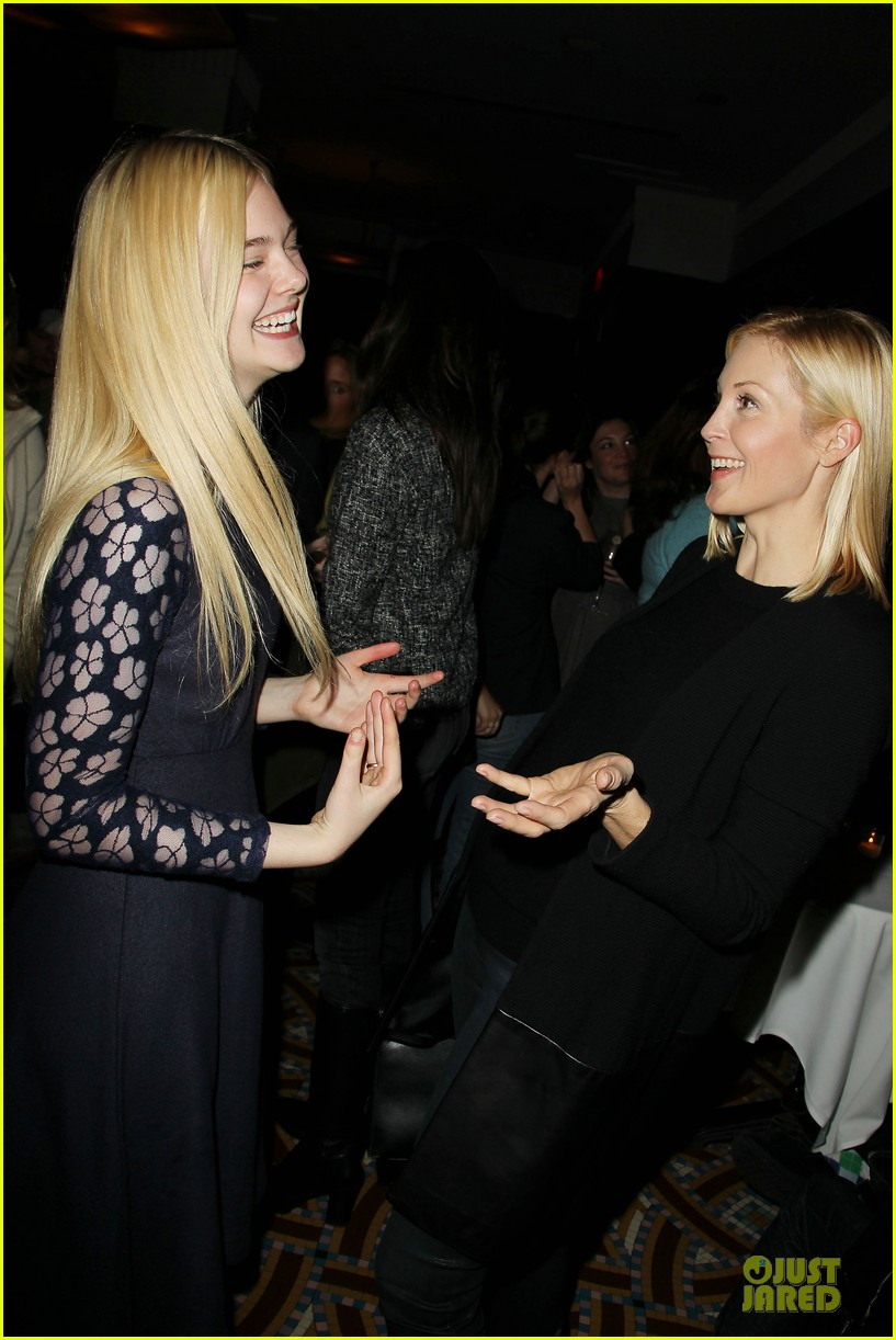 elle fanning ginger & rosa screening after party 282755592